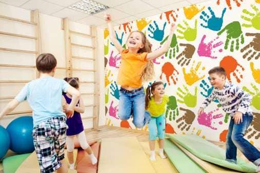 Фототапет за детска градина