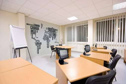 Фототапет за класни стаи