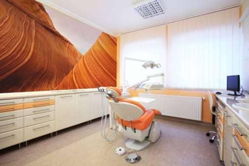 Фототапет в стоматологичен кабинет