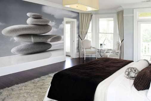 Фототапет в спалня