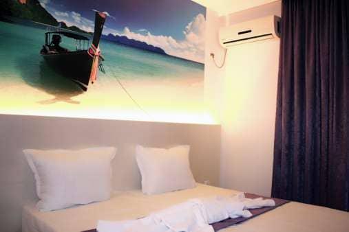 Фототапет в хотел Диамант в Китен