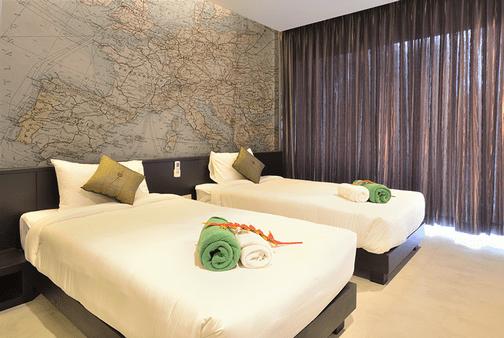 Фототапет с карта на света в хотел
